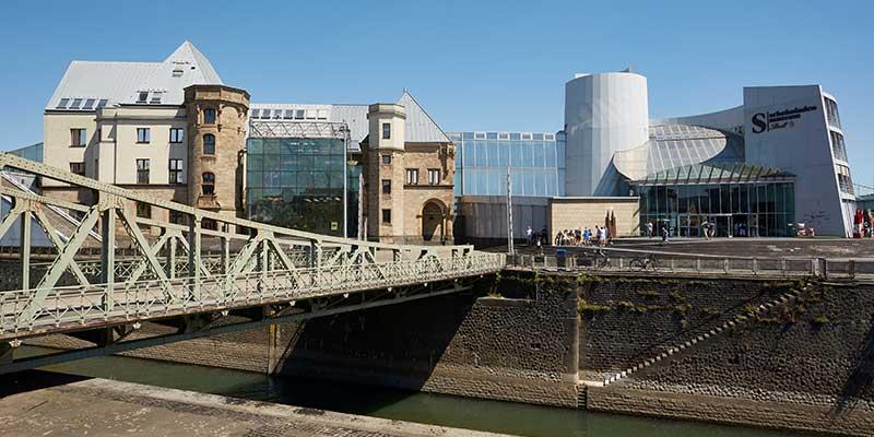 Architektur Schokoladenmuseum Köln