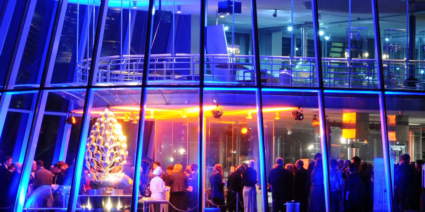 Eventlocation Schokoladenmuseum Köln
