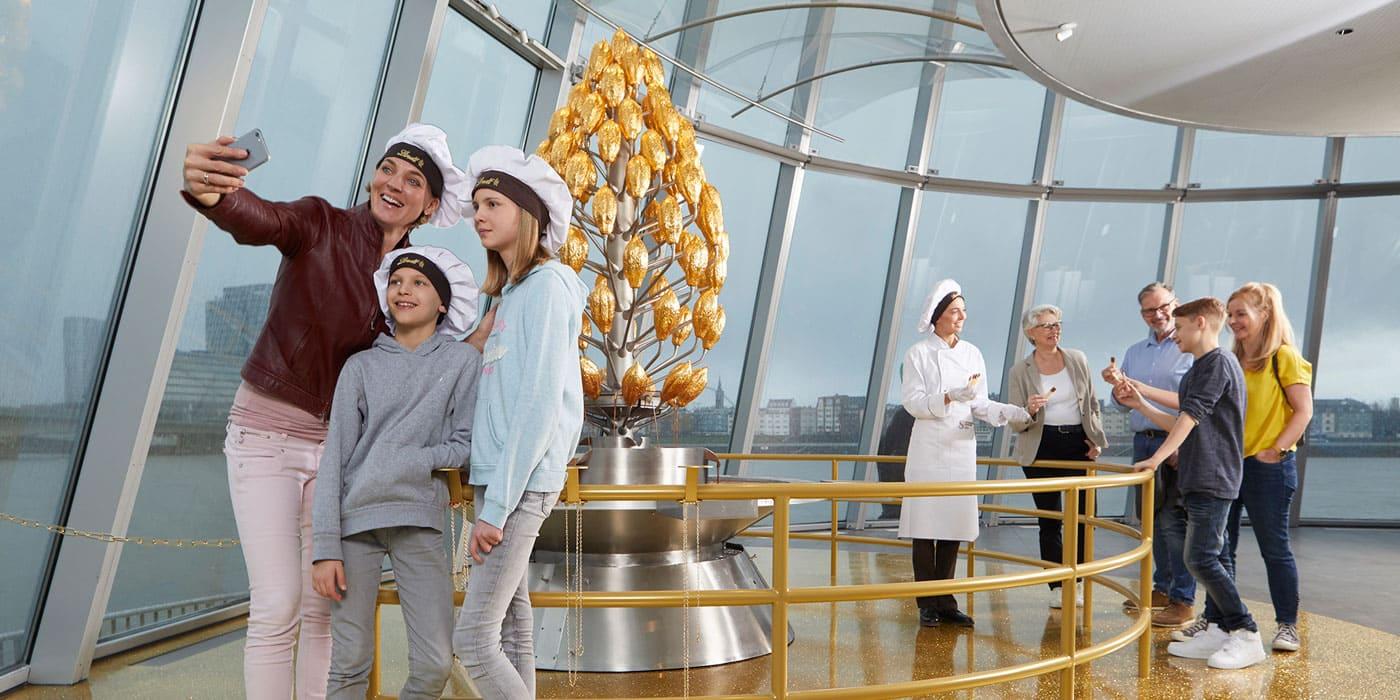 Ferien im Schokoladenmuseum Köln