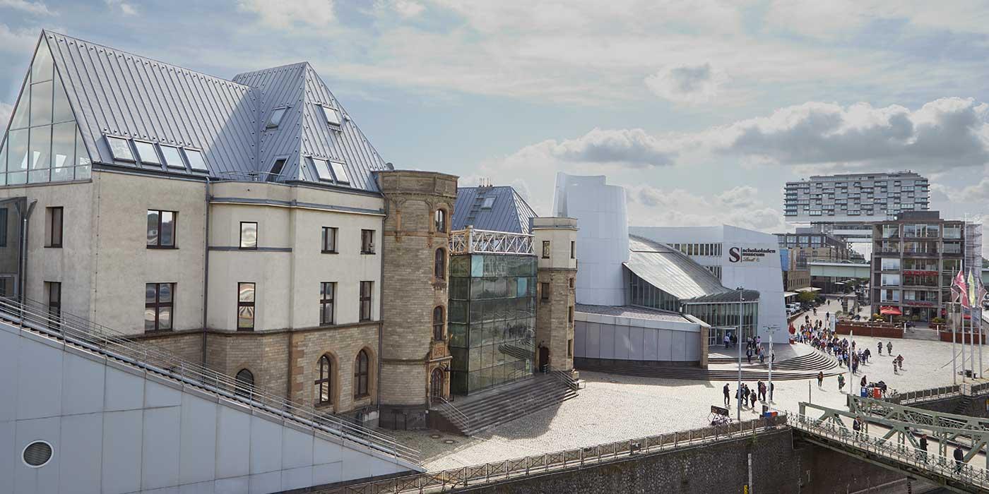 Das Schokladenmuseum in Köln - Gründerfamilie Imhoff