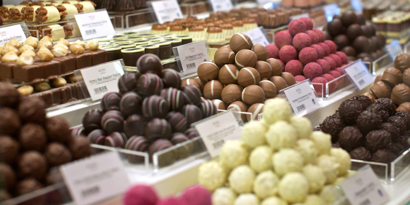 Hussel – Chocolat Shop - Schokomuseum Köln