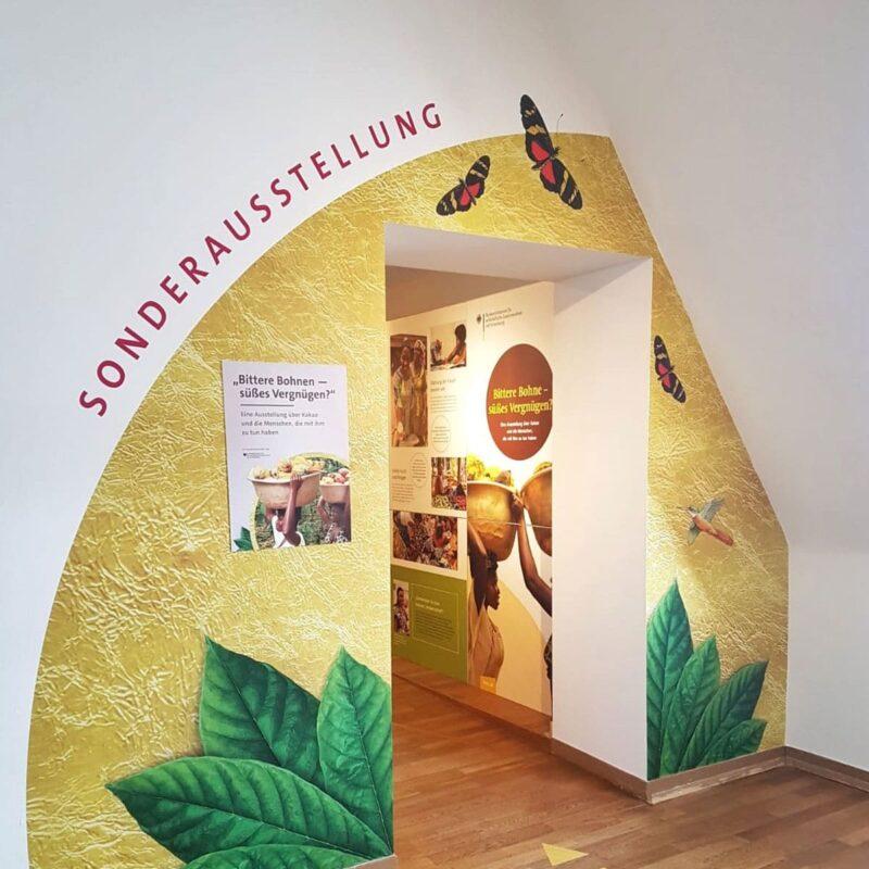 Wanderausstellung - Schokomuseum Köln
