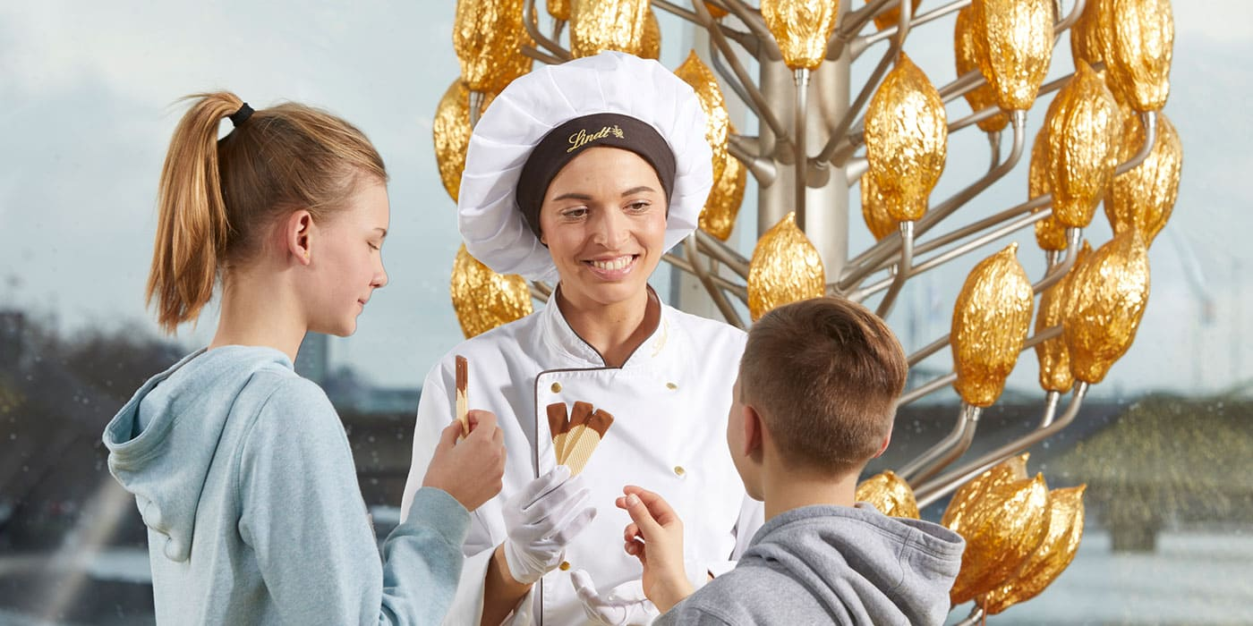 Schokoladenmuseum in Köln besuchen